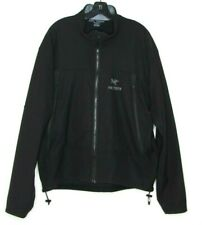 Arc'teryx Gamma AR Fortius 3.0 Black Softshell Jacket Mens Size XL