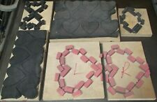 Lot Of 19 Heart Die Cutting Dies Letterpress Die Cutting Presses 3 Sizes 918