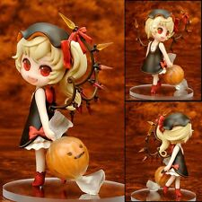 Halloween Flandre Scarlet Touhou Project with Pumkin Figure Figurine No Box