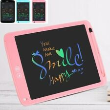 "10"" Electronic Digital LCD Writing Tablet Kid DIY Drawing Board Memo Pad+Stylus"