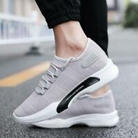 Mens Casual Breathable Athletic Sneakers Running Tennis Sports Trainer Gym Shoes
