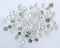 Natural Loose Diamond Round G-H Color VS1-SI1 Clarity 25 Pcs Lot NQ17