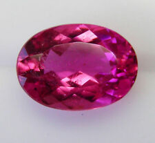 Very Good Cut Oval Loose Tourmalines