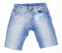 Levis Mens Blue Denim Shorts Size W28/L9