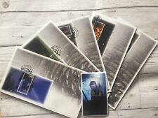 Lord Of The Rings Fellowship Of The Ring First Day Issue Souvenir Stamp Sheets