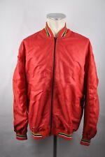 Vintage rueda chaqueta Cycling Jacket rythm talla XL BW 68cm 80er 90er bicicleta x1
