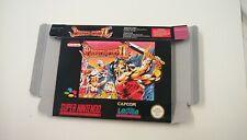 Caja repro Super Nintendo Breath of Fire 2 Solo Caja Box only