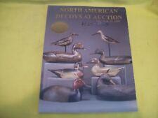 Guyette & Schmidt North American Decoys Auction Catalog July 18 & 19, 2009 Vg/Ex