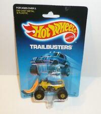 Suzuki Quadracer Hot Wheels Trailbusters Die Cast Metal vtg Mattel 1988 3209