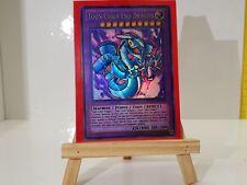 YuGiOh Orica Toon Cyber End Dragon Holo Götter Custom Card Super