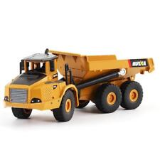 1:50 Scale Alloy Dump Truck Diecast Construction Vehicle Cars Lorry Toys Model