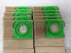 Genuine Sebo Vacuum Cleaner Hoover Bags XP30 X C 370 X1 X4 X4 X7 Pet 5093ER X10