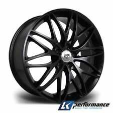 "20"" Alloy Wheels Riviera Stryke Land Rover Range Rover Black"