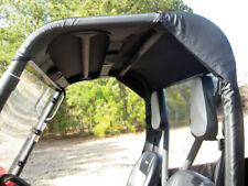 Seizmik Soft Top with Back Panel Window Polaris Ranger Full Size & Bobcat UTV
