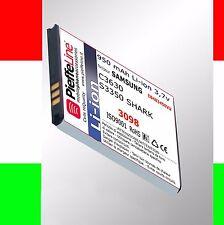 Batteria per SAMSUNG C3630 S3350 SHARK da 950 MAH A LITIO TIPO EB483450VU