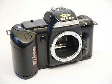 Nikon f-401 AF 35mm Film Fotocamera Stock No. u3174