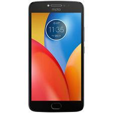 """Motorola Moto E4 Plus 3 GB 16 GB Android 5.5"""" Smartphone Nero/Grigio (327401)"""