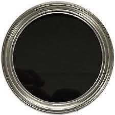 BLACK VHT Engine Enamel Paint Brush On 250ml+free brush/gloves for Motorcycle