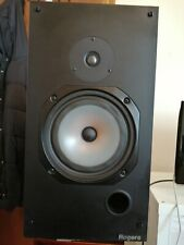 Rogers LS6a/2 Loudspeakers Black, British made