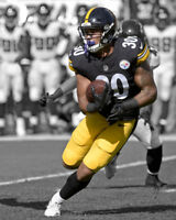 Pittsburgh Steelers JAMES CONNER Glossy 11x14 Photo NFL Poster Spotlight Print
