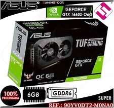 ASUS TUF Gaming GeForce GTX 1660 SUPER 6GB GDDR6 Scheda Video (90YV0DT2-M0NA00)