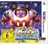 Kirby: Planet Robobot (Nintendo 3DS, 2016) original verpackt - Neuware
