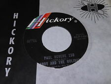 Randy And The Holidays: Paul Revere 250 / Living Doll 45 - Garage