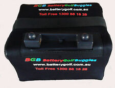 Lithium BGB LiFePO4 12.8V 22Ah Golf Battery & 5A Automatic Lithium Charger