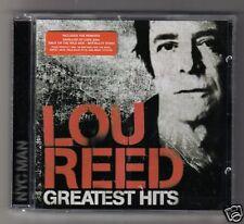 NEW YORK CITY MAN - REED LOU (CD)