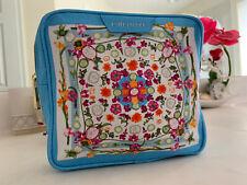 Estee Lauder Cosmetic Bag-100% Cotton Canvas W/ Polyurethane Trim 7