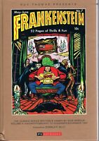 Frankenstein Vol 4 Golden Age Dick Briefer Prize Comics HC PS Artbooks 2014 OOP