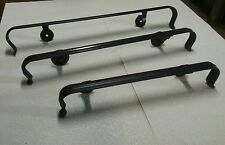 IRON HANDRAIL 4' WALL GRAB RAILS STAIRCASE RAIL INDOOR OUTDOOR 3-5 STEPS 48""