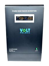 Off-Grid Pure Sine Wave Inverter Charger Sinus Pro 5000W 48V /240V 15A AVR UPS