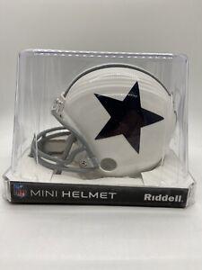 Dallas Cowboys - Riddell Mini Helmet (NEW IN BOX)