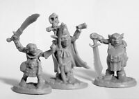 WARLORD REAPER figurine miniature rpg overlords tresor 02554 MAGIC TREASURE II
