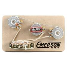 Emerson Custom 5-Way Stratocaster Prewired Kit (250K Ohm Pots & 0.047uf Cap.)