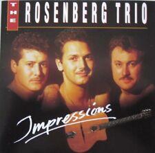 THE ROSENBERG TRIO - IMPRESSIONS -  CD