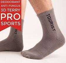 2 Pairs Running Athletic Tennis Badminton Crew Ankle Sports Socks