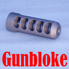 MUZZLE BRAKE-THE EXTERMINATOR 15x1mm- Made to suit your calibre - HAENEL JAEGER