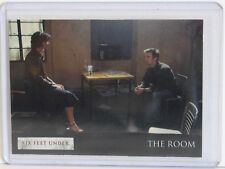 Six Feet Under 1x Non Sport Update Promo Insert Card # P2 Rittenhouse 2004 NM+