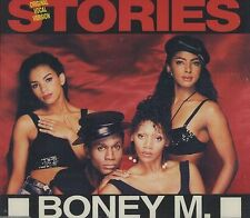 BONEY M. - STORIES - SINGLE MAXI JEWEL CASE 3 TITRES - 1990