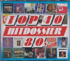Top 40 Hitdossier 80's 5 CD Set incl: Abba, Europe, Toto, Propaganda, Wham 2019