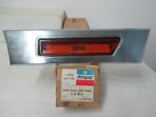 Mopar NOS 1973 Chrysler New Yorker, Right Fender Side Marker Lamp ASSY 3679100