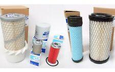 Engine Service Filter Kits for Yanmar VIO15, VIO15-2, VIO15-2A