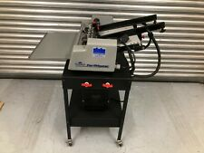 Perfmaster Air - 'Air Assist' suction fed perf and score machine