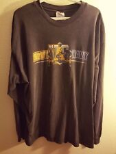 ARMY NAVY LONG SLEEVE TEE - 1998 - 100% COTTON - SIZE 2X