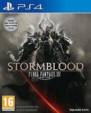 Final Fantasy XIV: Stormblood (PS4)  BRAND NEW AND SEALED - QUICK DISPATCH