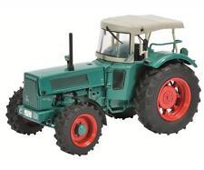 Schuco Traktor Hanomag Robust 900 mit Dach 1:32 Sammler Modell 450780100 NEU OVP