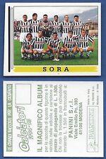 FIGURINA CALCIATORI PANINI 1994/95 - NUOVA/NEW N.601 SORA