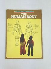 Vintage Book The How and Why Wonder Book of The Human Body Paperback